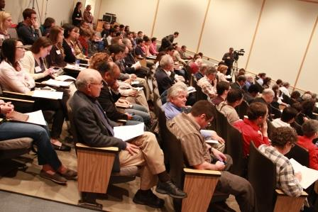 Symposium Audience